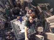 Crazy Building Climbing