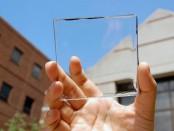 tranparent solar cell