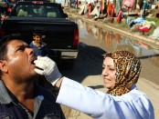 IRAQ-HEALTH-CHOLERA