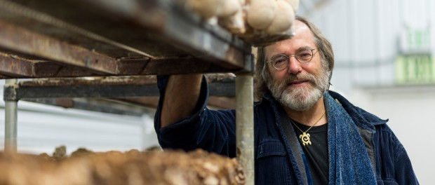 Paul Stamets Monsanto