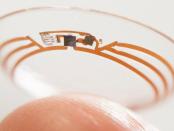 samsung contact lense